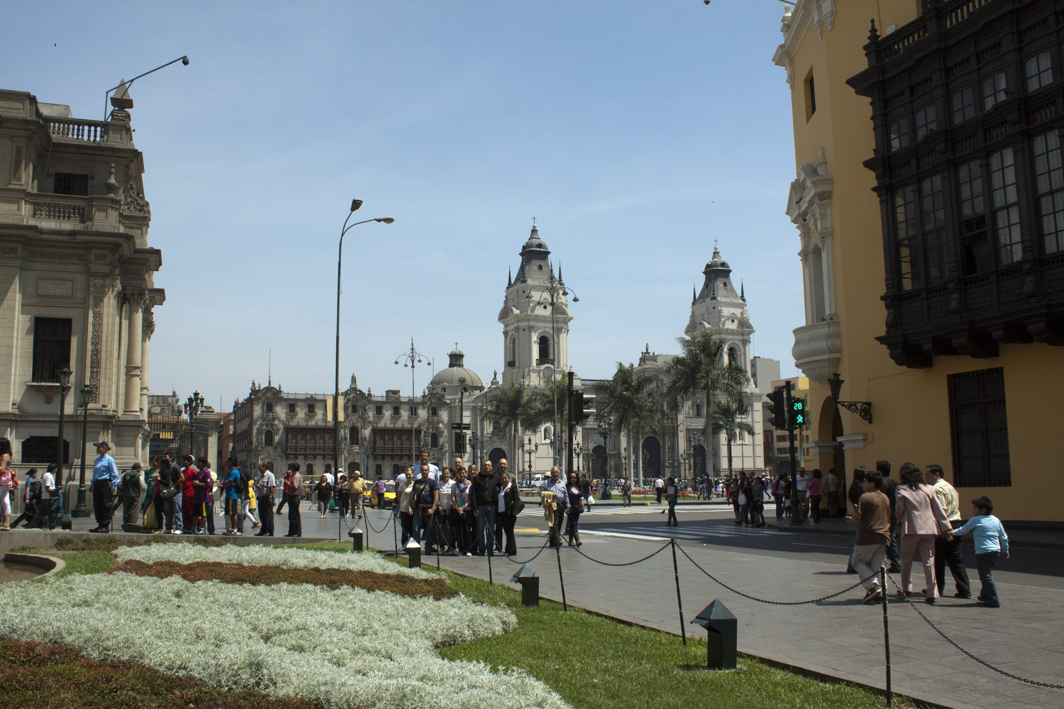 Plaza Mayor · Lima - Perú