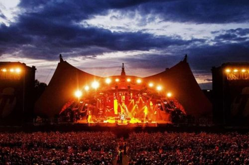 Planes Turisticos Festival Roskilde 500x333