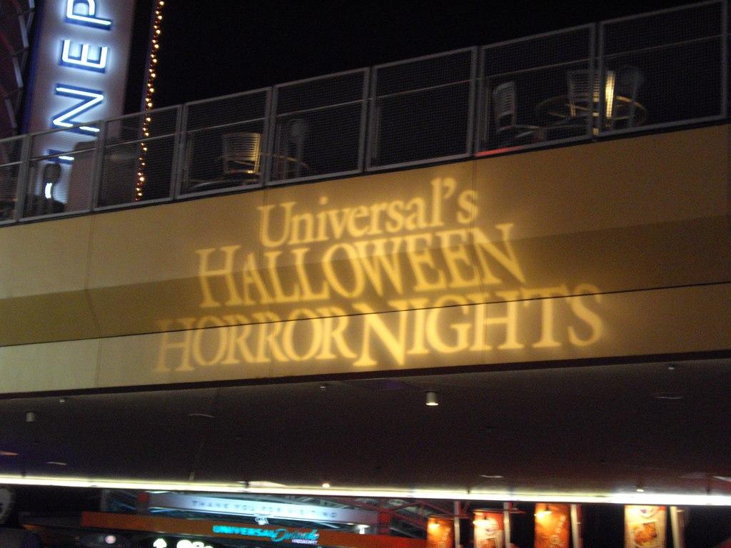 ¡Pasa este 31 de Octubre en Universal Studios Horror Nights!