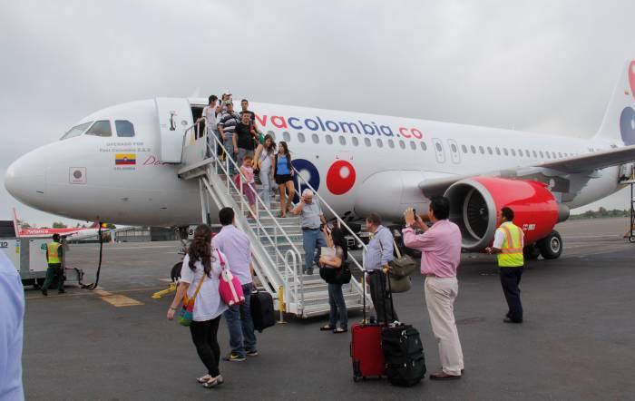 Viva Colombia Ahora Vuela A Miami