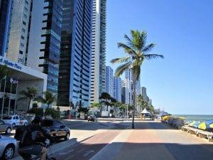 Calçadão E Ciclovia Da Praia De Boa Viagem   Recife Pernambuco Brasil - Brasil Tours &Amp; Paquetes Vacacionales