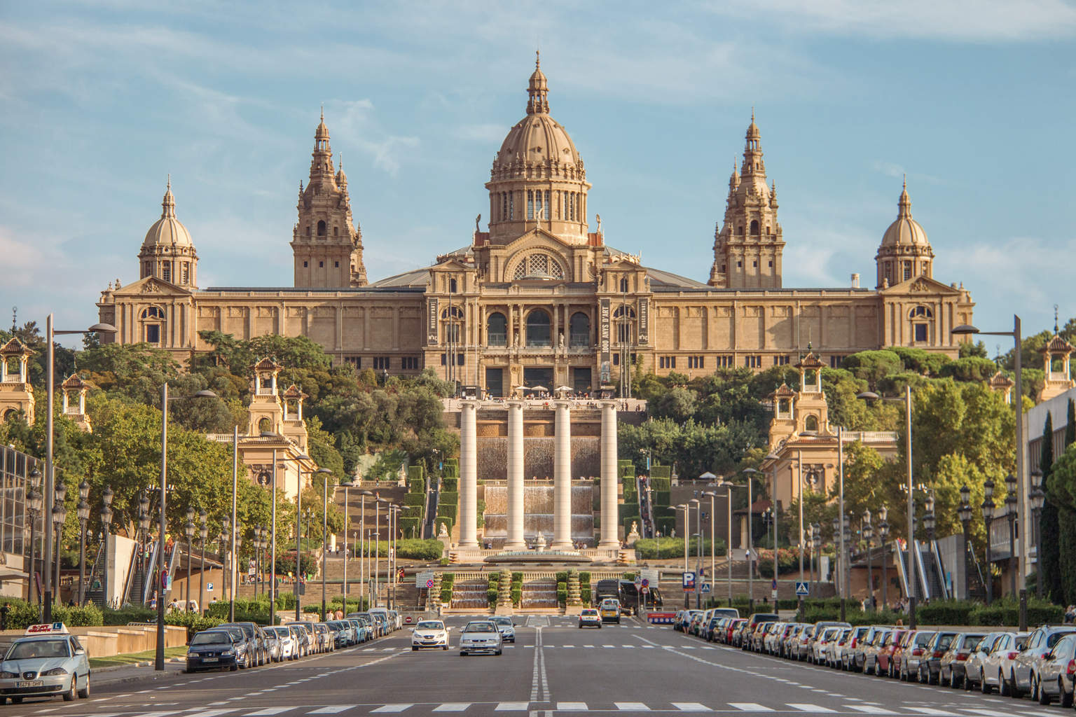 Palau Nacional Barcelona - Ofertas