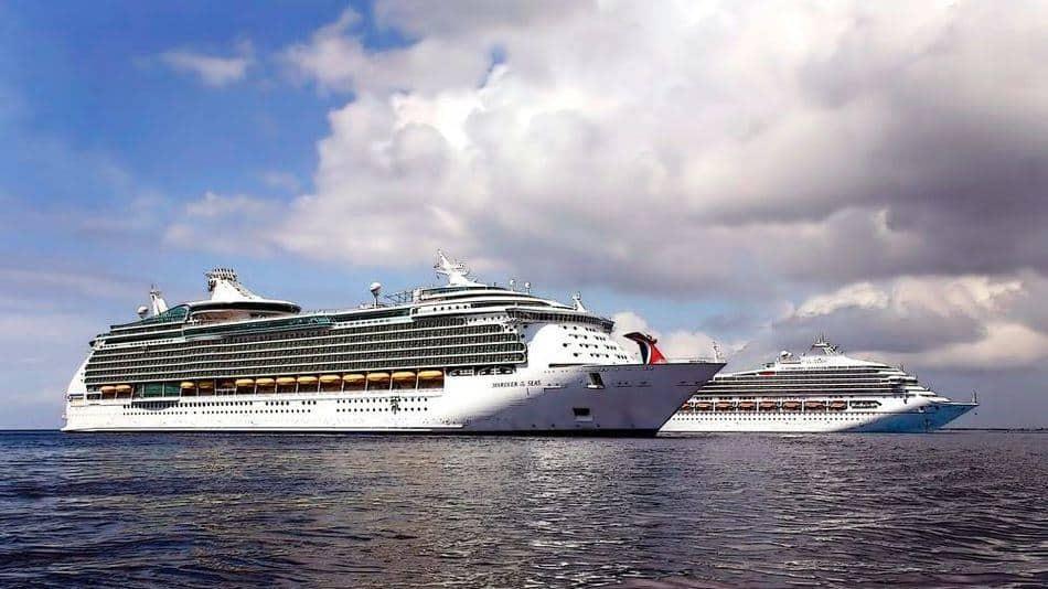 Lo que se necesita para equiparse en un crucero: 10.680 perros calientes y un bote lleno de vino