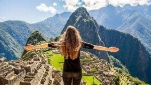 Peru Machu Picchu - Blog