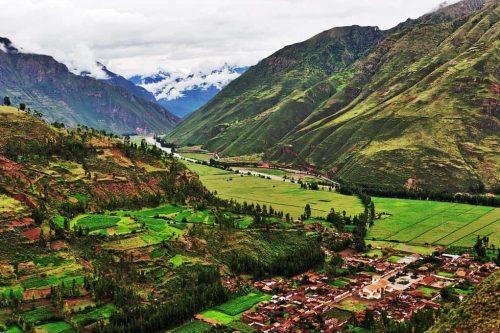 Valle Sagrado De Los Incas Peru - Perú B
