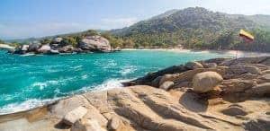 Santa Marta Colombia Famous Beaches 680 - Santa Marta Paquetes Y Planes 2021