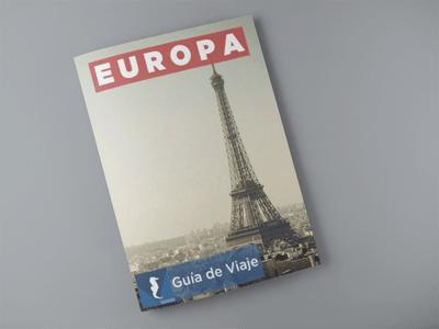 Guía De Viaje Europa