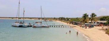 Isla Cubagua - Isla Margarita