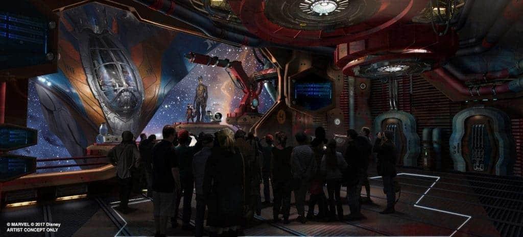 Epcot 2021 Guardianes De La Galaxia 02 - Grandes Sorpresas En Walt Disney World