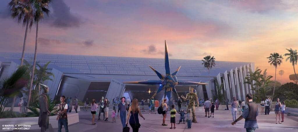 Epcot 2021 Guardianes De La Galaxia - Grandes Sorpresas En Walt Disney World