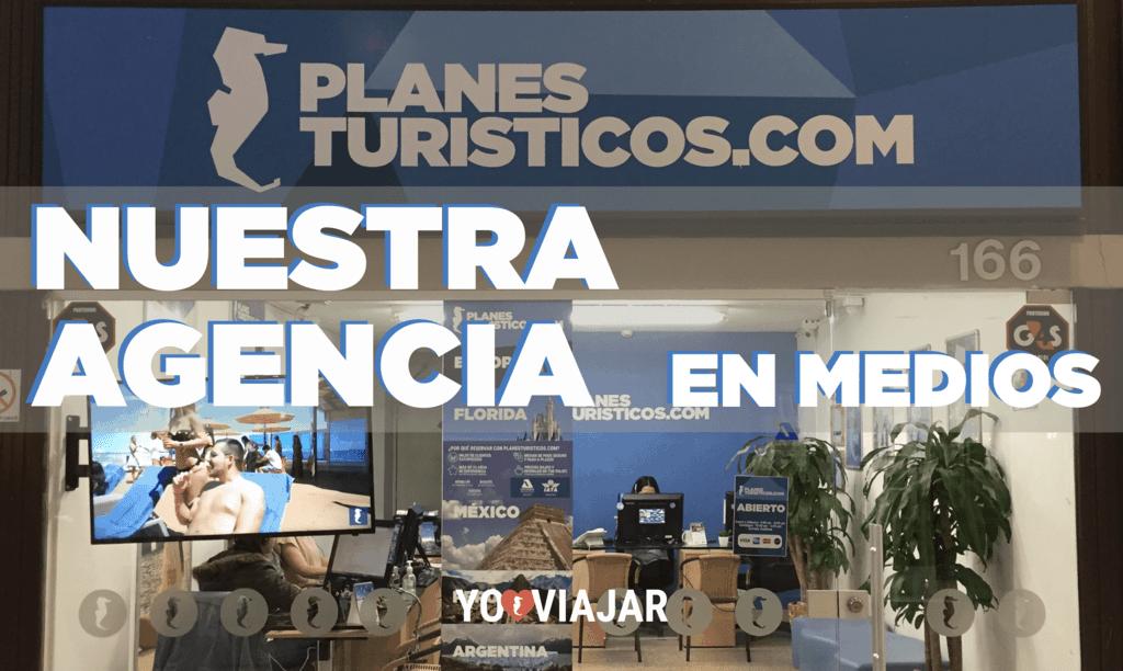 PlanesTuristicos.com en medios