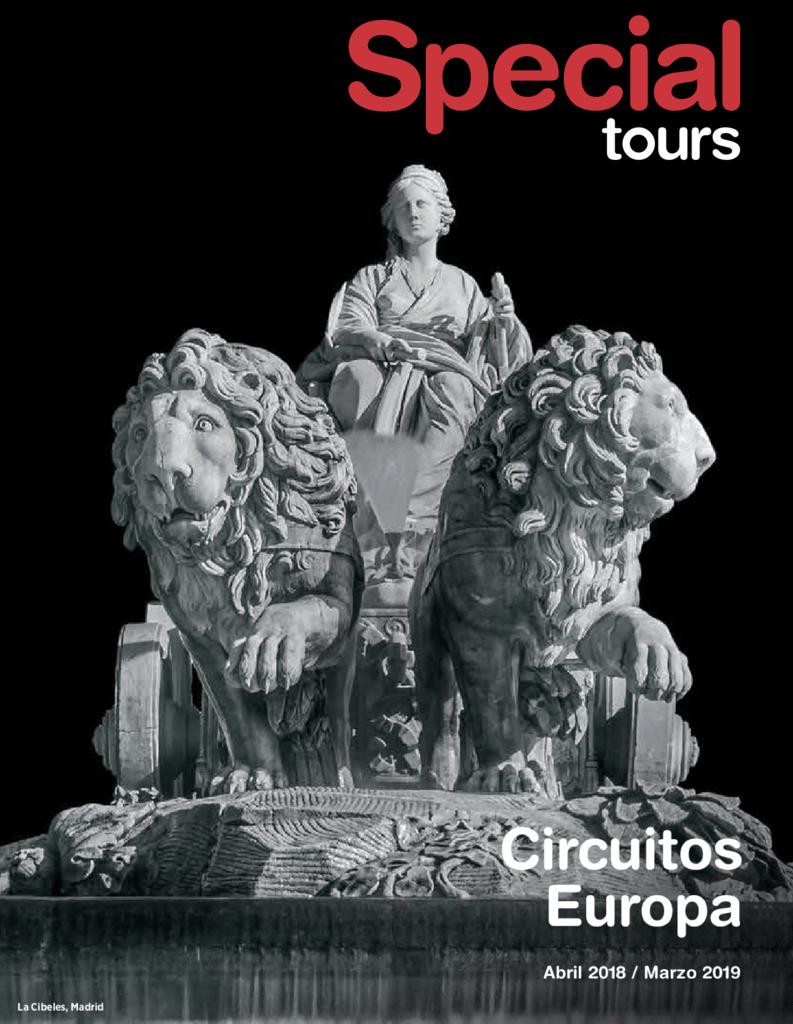 Circuitos de Europa con special tours