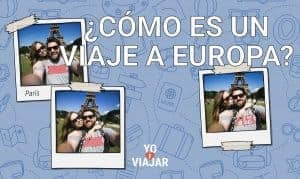 Viaje A Europa Cover Blog - Viajes Por Europa: Los Mejores 2021 - 2022