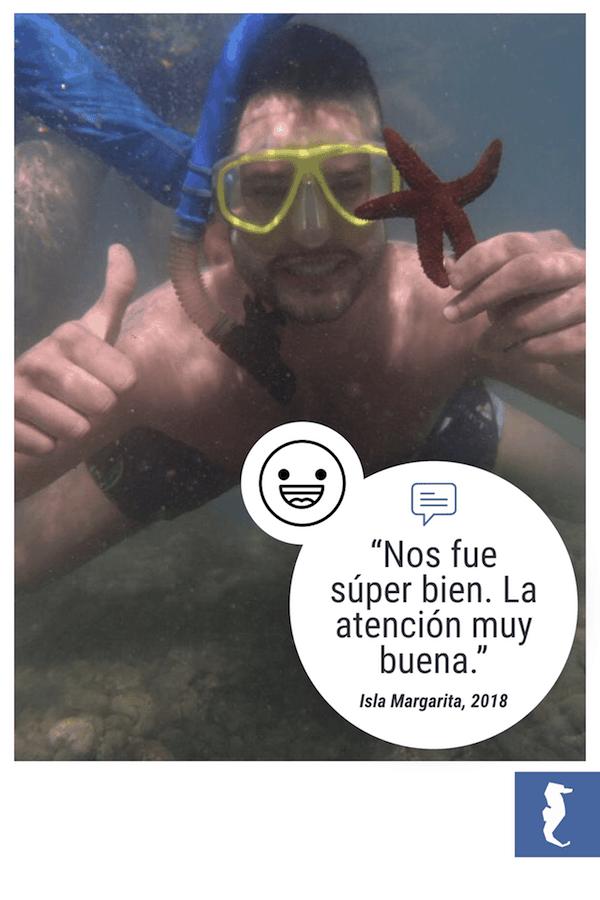 Comentarios 2018 Isla Margarita