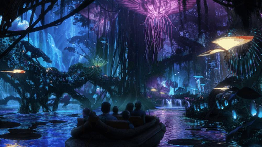 Pandora World Of Avatar - Nuevas Atracciones En Orlando | Disney Y Universal