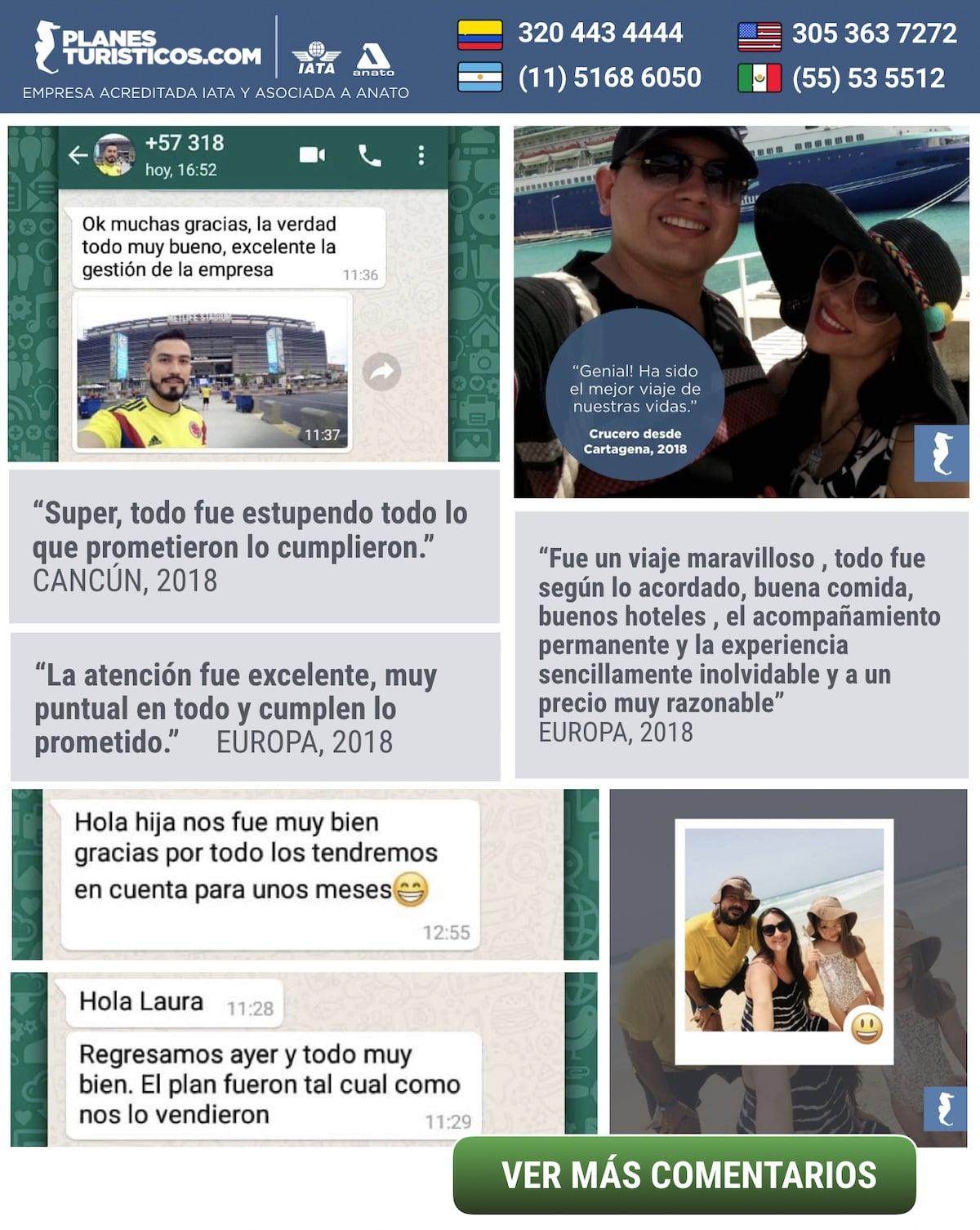 Brasil Tours & Paquetes Vacacionales