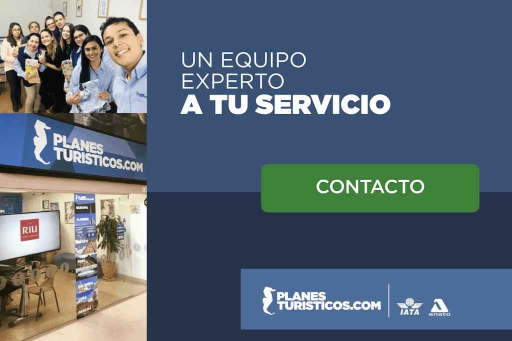 Equipo PlanesTuristicos.com a tu servicio