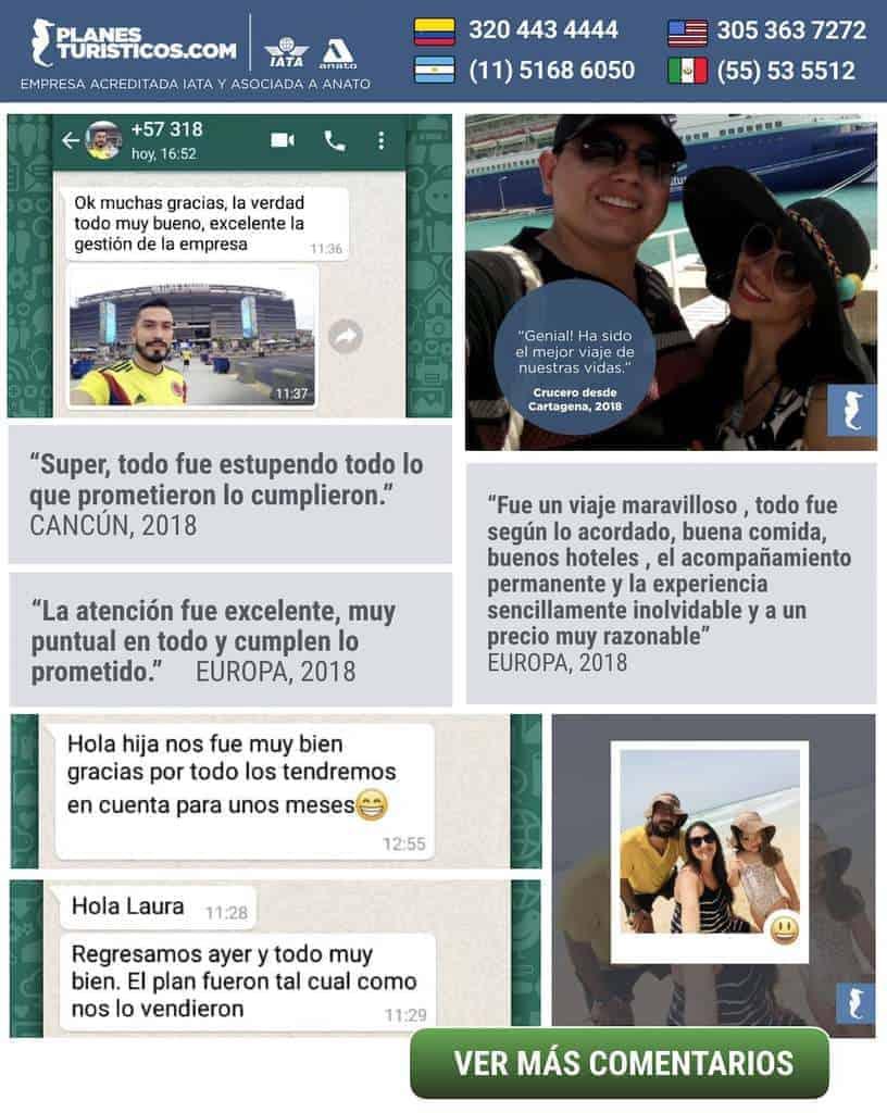 COMENTARIOS PLANESTURISTICOS.COM