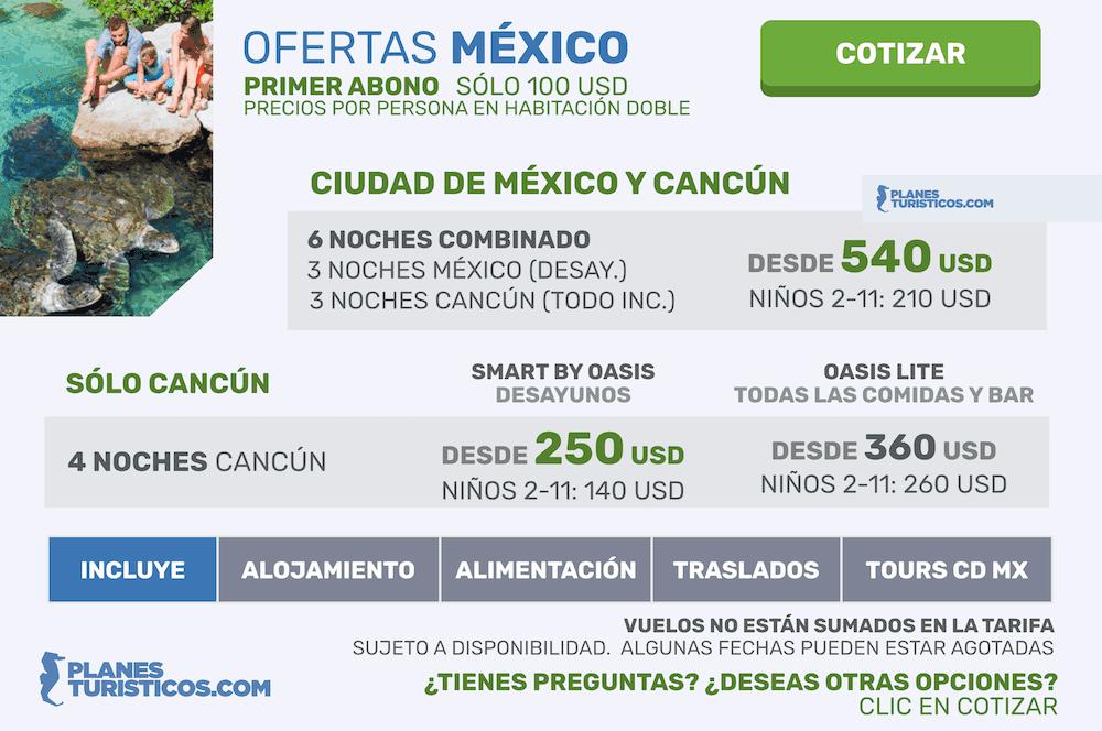 OFERTAS MEXICO - CANCUN