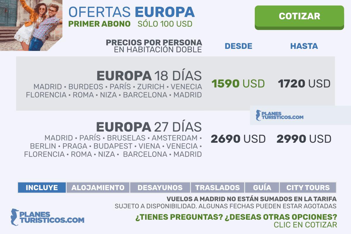 Oferta Europa