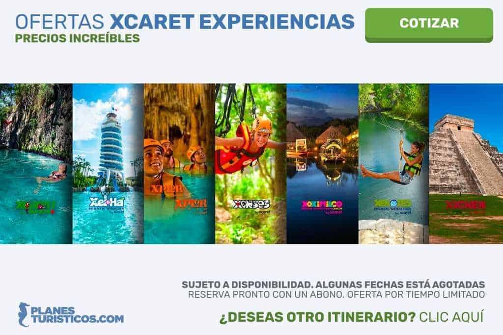 Ofertas Xcaret   Entradas y tours 2018 - 2019