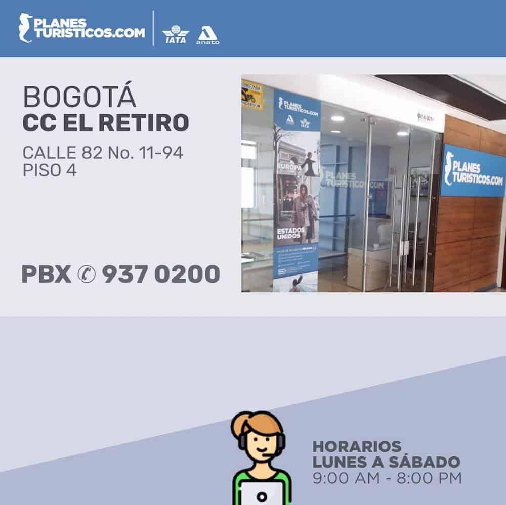 AGENCIA DE VIAJES - Agencia de Viajes en Bogotá