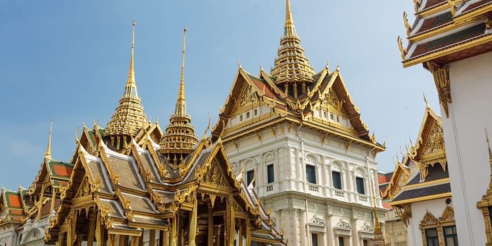 Canva Bangkok Royal Palace 1000x500 - Bangkok, Siem Reap y Vietnam · 15 Días
