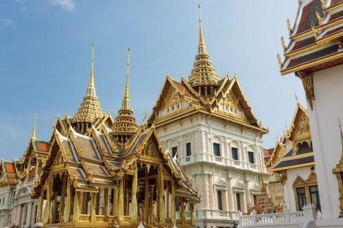 Canva Bangkok Royal Palace 500x333 - Bangkok, Siem Reap y Vietnam · 15 Días