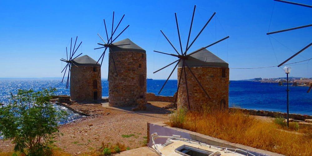 Chios Grecia