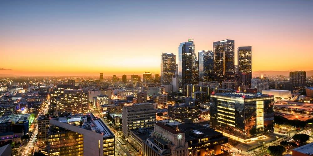 Canva Los Angeles - Oeste Clásico / 9 Dias