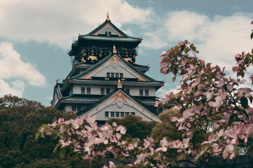 Canva Osaka Castle 500x333 - Capitales de Japón- 10 Días