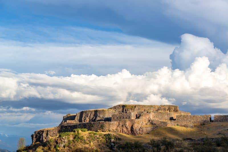 Puka Pukara Peru