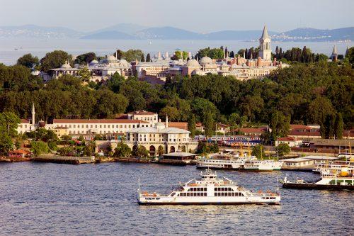 Canva Topkapi Palace in Istanbul 500x333 - Maravillas de Estambul y Capadocia - 8 Días