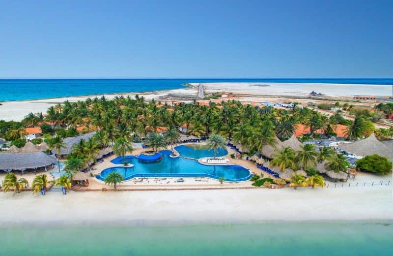 Isla Coche Sunsol Punta Blanca Panorámica Punta Blanca 02 1 - Punta Cana: Planes Todo Incluido