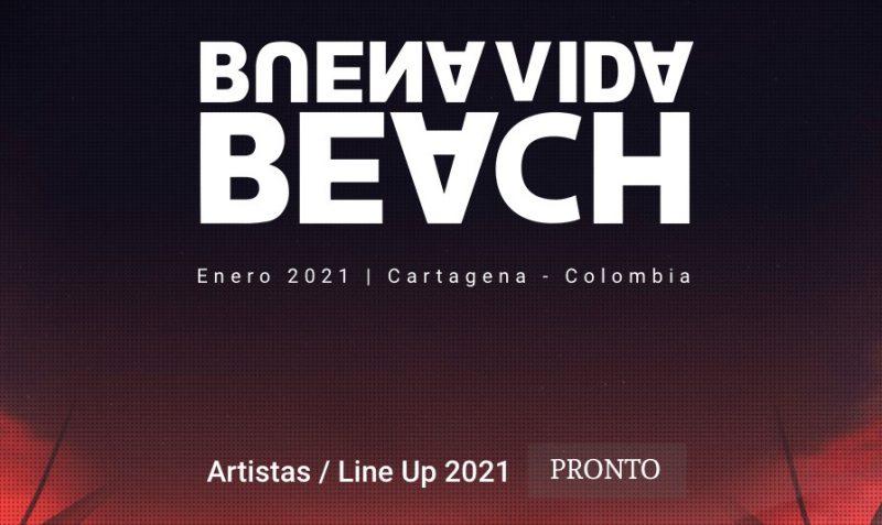 Proximamente Buena Vida Beach 2021 Min - Cartagena: Planes O Paquetes 2021