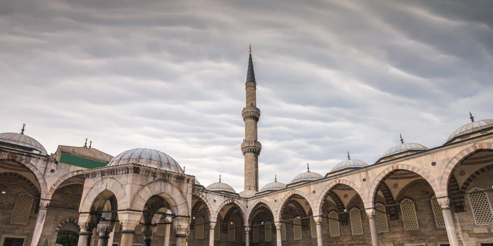 Blue Mosque Sultan Ahmet Cami