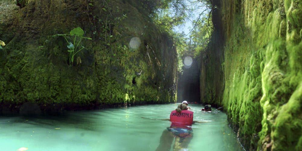 rio subterraneo 03 1000x500 - Cancún y XCaret 4 Noches- Oferta para 2