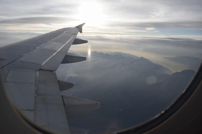 Canva Avión Vuelo Viaje Viajar Ala De Avión Paisaje Aéreo Volar Viajando Vacaciones Vuelo A Suiza Sobrevolar Descansar Pensar En Las Nubes Cielo Nubes - Blog