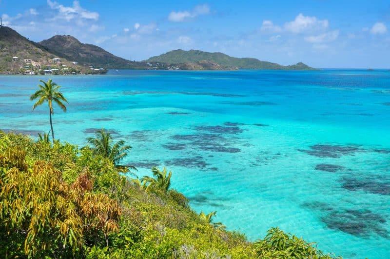 Canva Caribbean Sea View Of Providencia Island Near San Andres. Colombia. Min - Guía Definitiva De Viaje