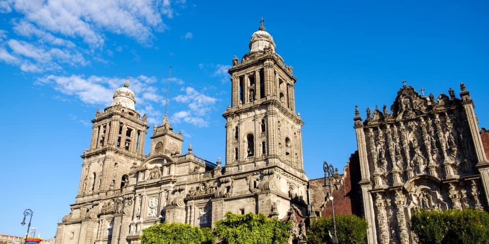 Canva Cathedral Metropolitana And Metropolitan Tabernacle Mexico City - México Y Cancún: Con Vuelos Medellín   6 Noches   Hasta Octubre 2021