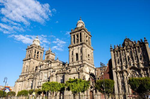 Canva Cathedral Metropolitana And Metropolitan Tabernacle Mexico City - México: Cancún Y Riviera Maya   Viajes Y Paquetes 2021
