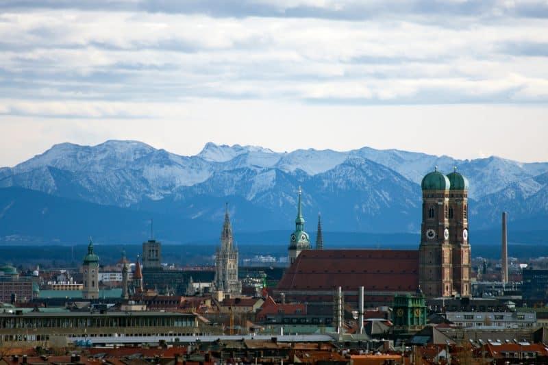 Canva Munich - Viajes Por Europa: Los Mejores 2021 - 2022