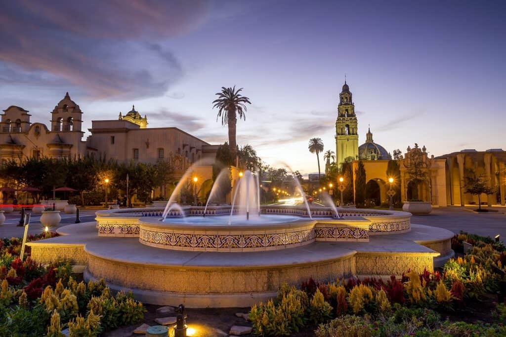 Canva San Diegos Balboa Park In San Diego California 1200x800