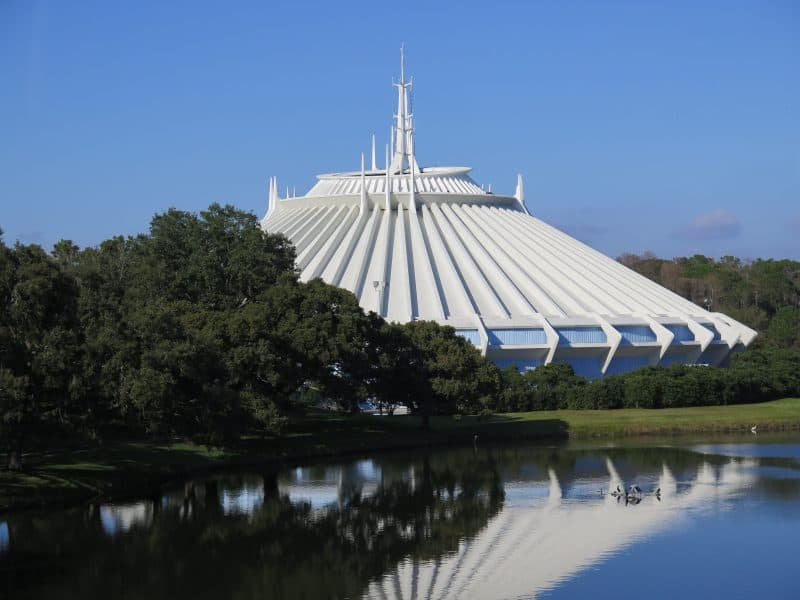 Canva Space Mountain At Magic Kingdom - Florida: Miami - Orlando Viajes, Paquetes Turisticos Y Turismo
