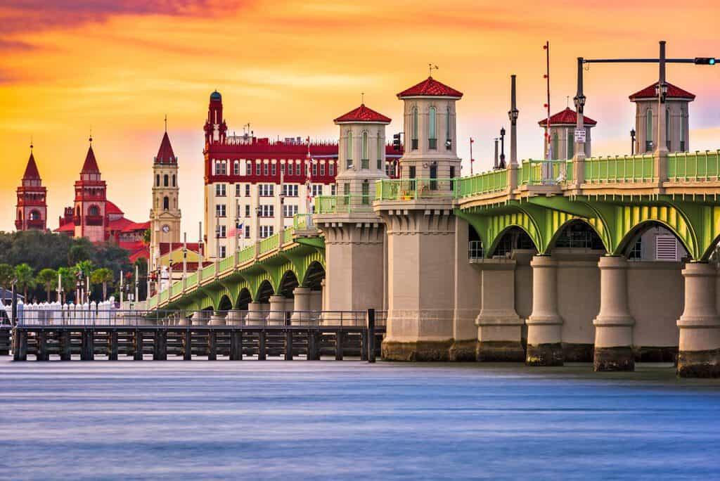 Canva St. Augustine Florida 1200x801 - Región Norte de la Florida