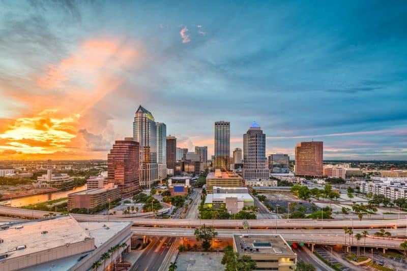 Canva Tampa Florida Usa - Florida: Miami - Orlando Viajes, Paquetes Turisticos Y Turismo