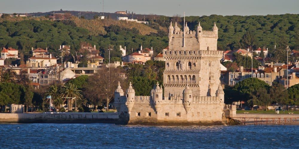 Canva Torre de Belem Lisbon 1000x500 - Portugal con Fátima 4 Días / 3 Noches