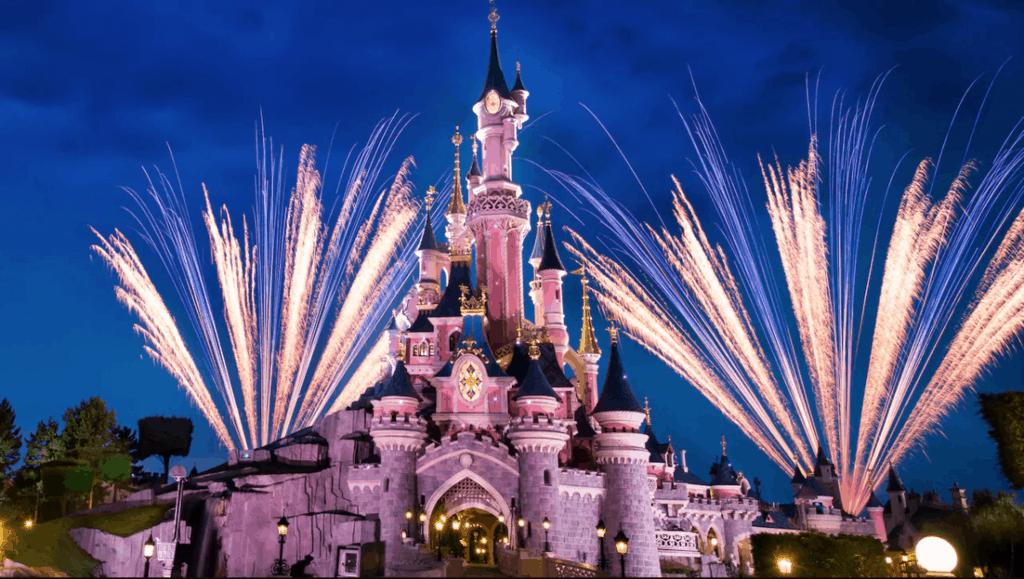 Castillo Disney Orlando