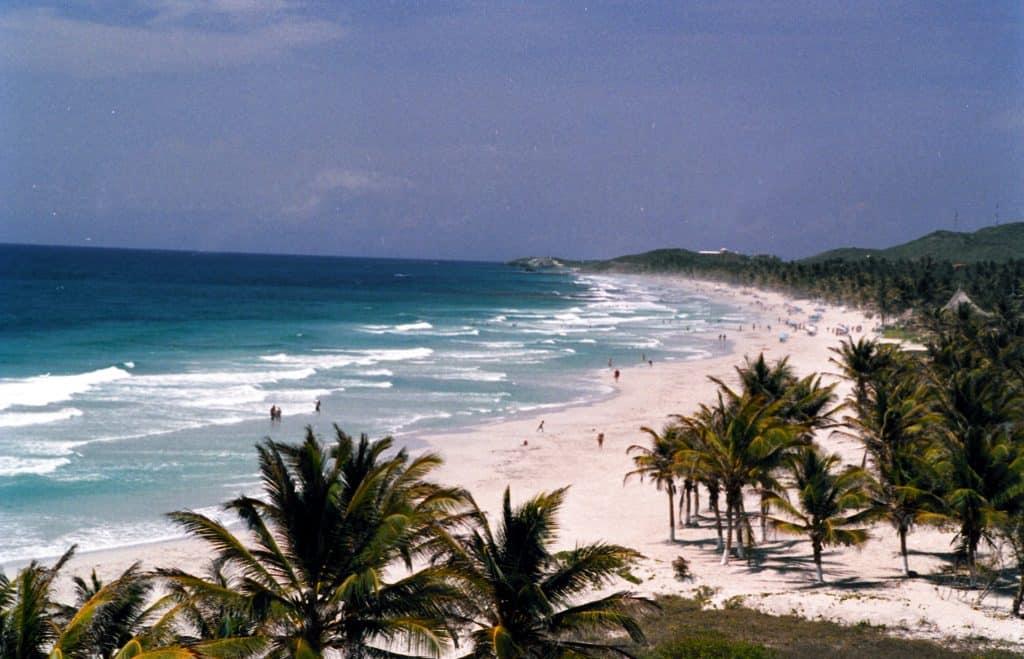 Donde esta Playa El Agua en Isla Margarita 1024x659 - Isla Margarita, consejos importantes para un viaje seguro.
