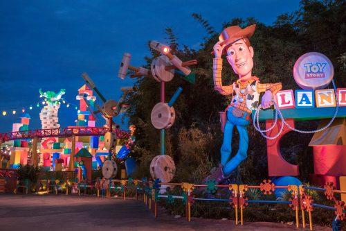 Toy story Disney Orlando